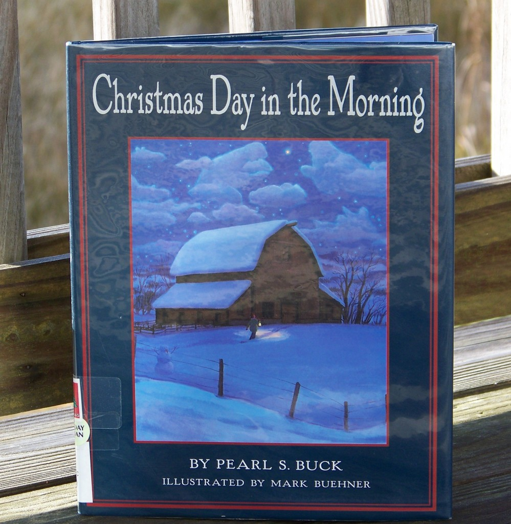 My Favorites: Children's Christmas Books | An Island Mom