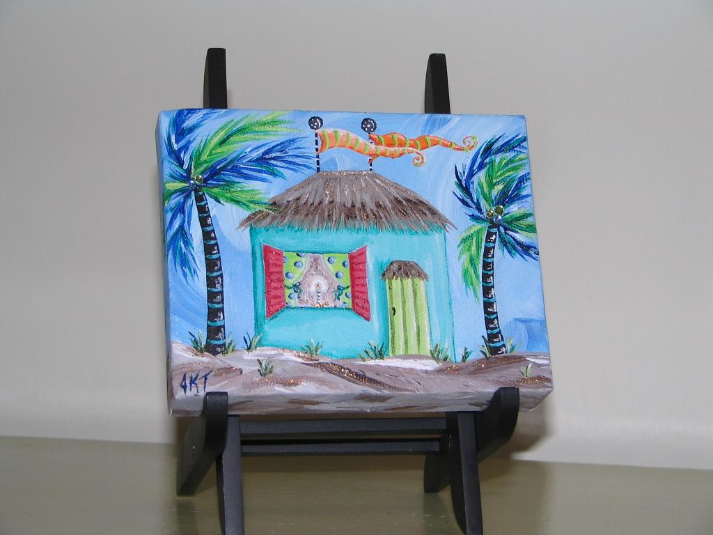 beach hut pic #1